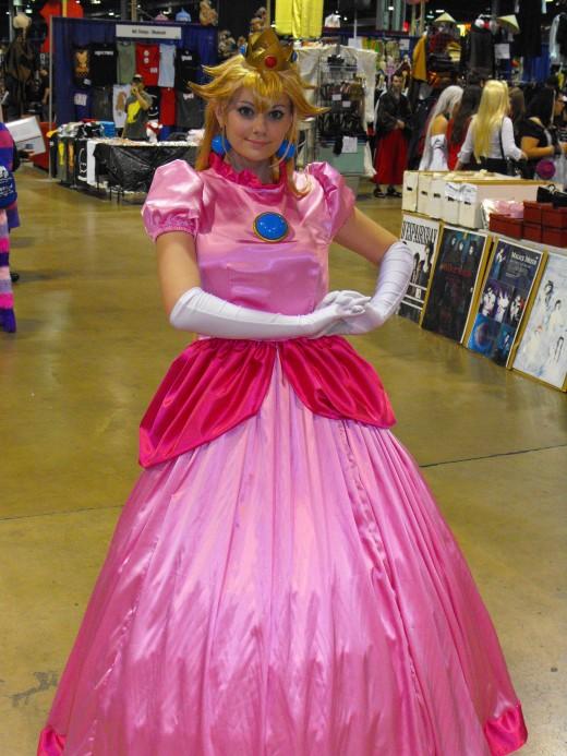 Princess Peach Wedding Dress Up Games - Wedding Dresses