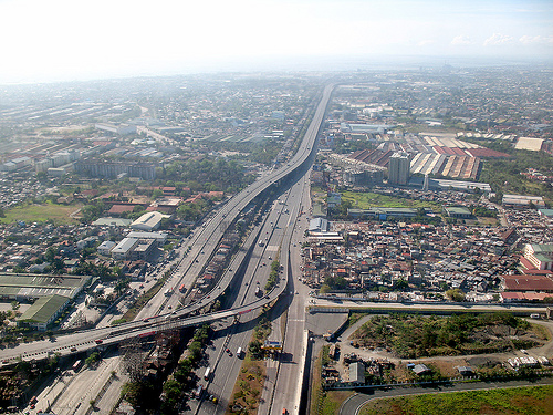 Superhighways are now a feature of every mega-metropolis around the world. They also remove land from agricultural use and contribute significantly to the human carbon footprint.