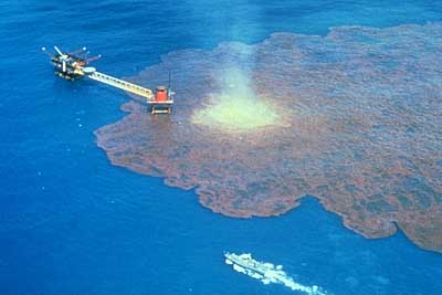 When things go wrong in a mega project, they really go wrong, like in the recent oil spill in the Gulf of Mexico from a BP industrial disaster at sea. This spill now ranks as the biggest non war related oil spill ever.