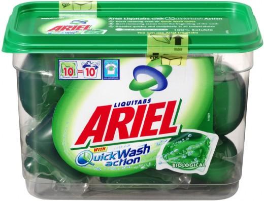 Modern Detergent = VIP