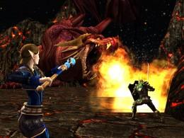 Velah the Red Dragon in Epic VoN6.