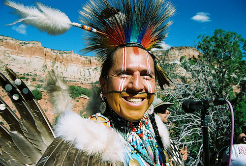 Twin Eagle Drum Group, Zuni, New Mexico