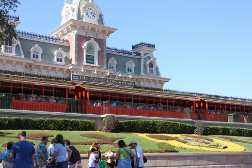 Welcome to Walt Disney World's Magic Kingdom!