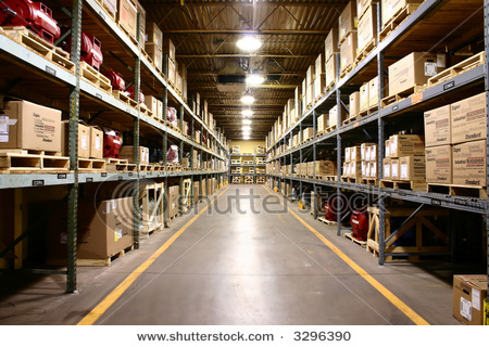 "In other regions are warehouses brimming with everything conceivable that is of use to people. However, if there is ""no market"" it sits here or......"