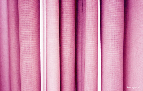 Pink Curtains For Little Girl In You