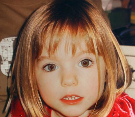 Madelein McCann - Missing since 2007