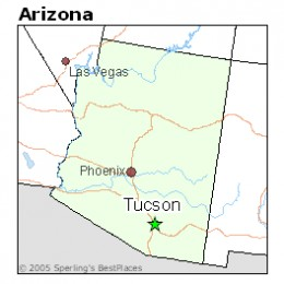 The Cox's currently lives in Tucson, Arizona, USA.