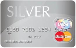 Silver Prepaid Master Card