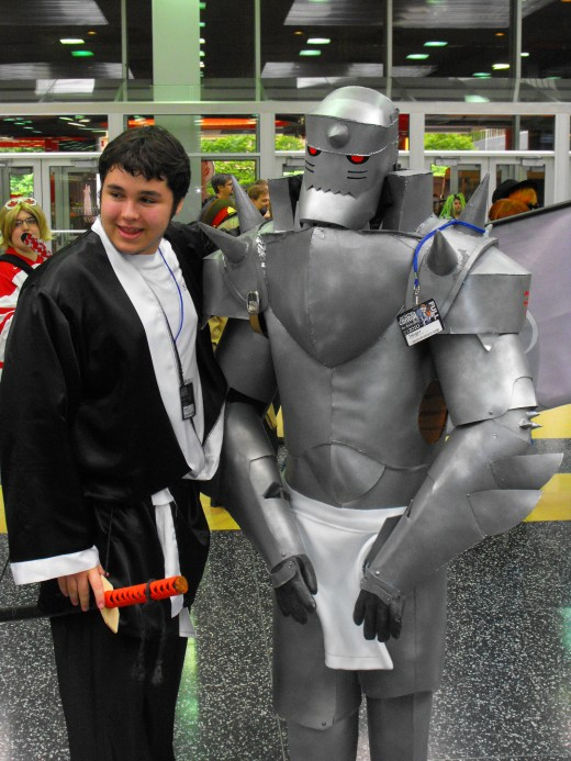 Full Metal Alchemist with guest