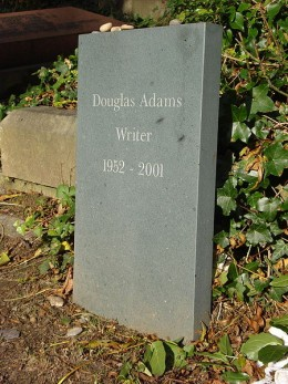His ashes were laid to rest in Highgate cemetery, North London.