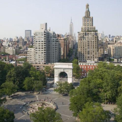 Washington Square (The Heart of NYU)