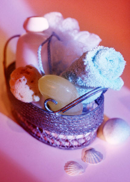 Make your own natural soaps and lotions