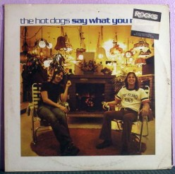 10 Albums You Need To Hear # 3: Say What You Mean by The Hot Dogs