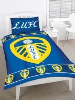 Leeds United Duvet Set From http://lufcsuperstore.dnsupdate.co.uk/