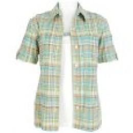 seersucker blouse