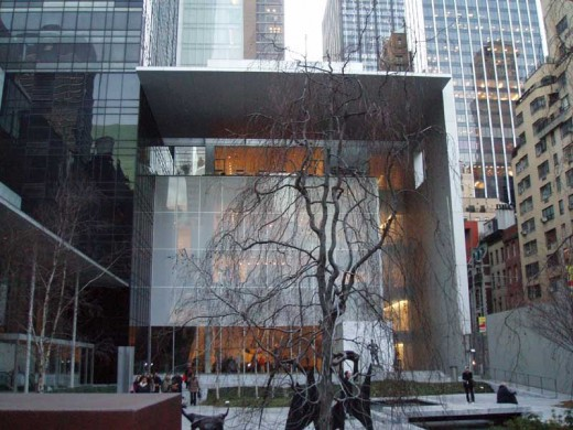 Museum of Modern Art (MoMa) in New York.