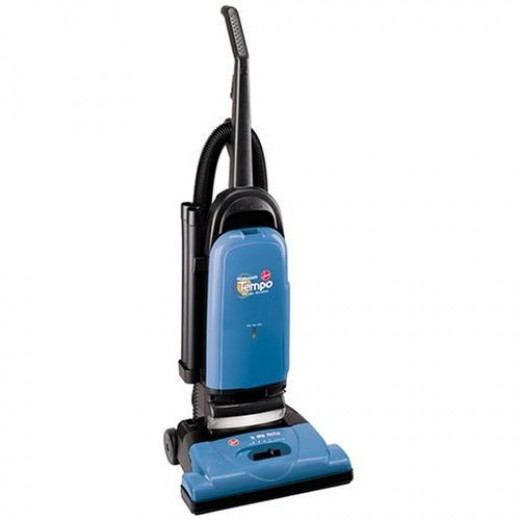 Pictured:  Hoover Tempo Widepath Upright Vacuum U5140-900