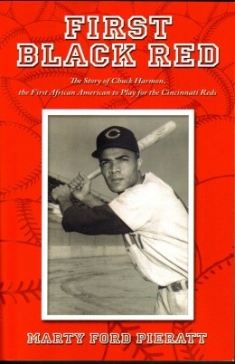 Chuck Harmon's book. First Black Red.