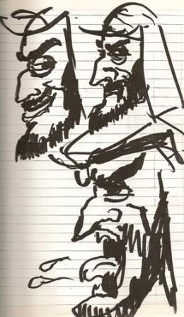 Drawing by freespeechintheusa