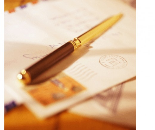 Time and effort is needed to write a handwritten letter.