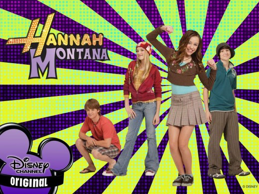 There are a few movies such as, Hannah Montana & Miley Cyrus: Best of Both ...