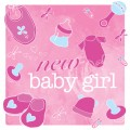 Top 5 Baby Girl Shower Themes