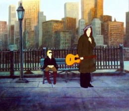 Animated magic from American Pop.  Little Pete and Tony on the streets