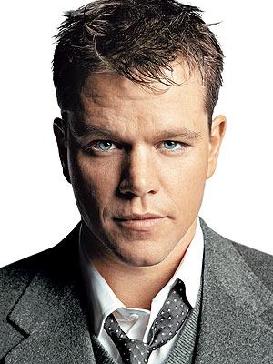 Matt Damon 2007 Sexiest Man Alive
