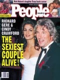 Gere and Crawford 1993 Sexiest Couple Alive