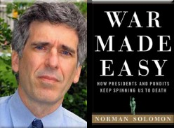 War Made Easy narrated by Sean Penn with Norman Solomon Film Review