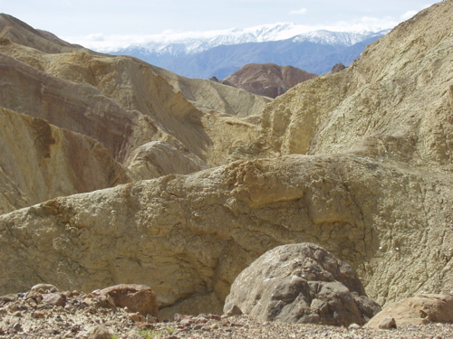 Death Valley National Park / Photo by E. A. Wright