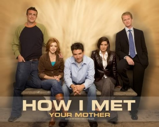 How I Met Your Mother- Mondays CBS