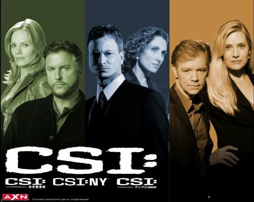 CSI - CBS