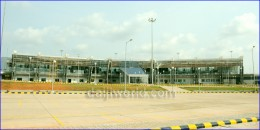 Mangalore Air Port.