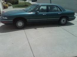 "1992 Buick Le Sabre.  It ain't ""awesome"", but it drives."