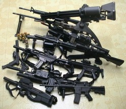 Airsoft Guns are a Cheaper Alternative to Paintball.