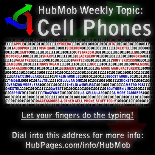 Weekly topic : Mobile phones