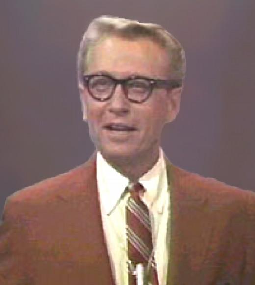 Allen Ludden 1917 - 1981