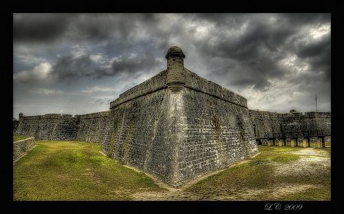 Castille de San Marcos
