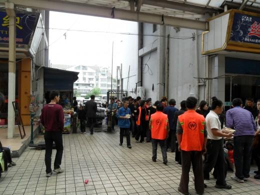 Outside the market