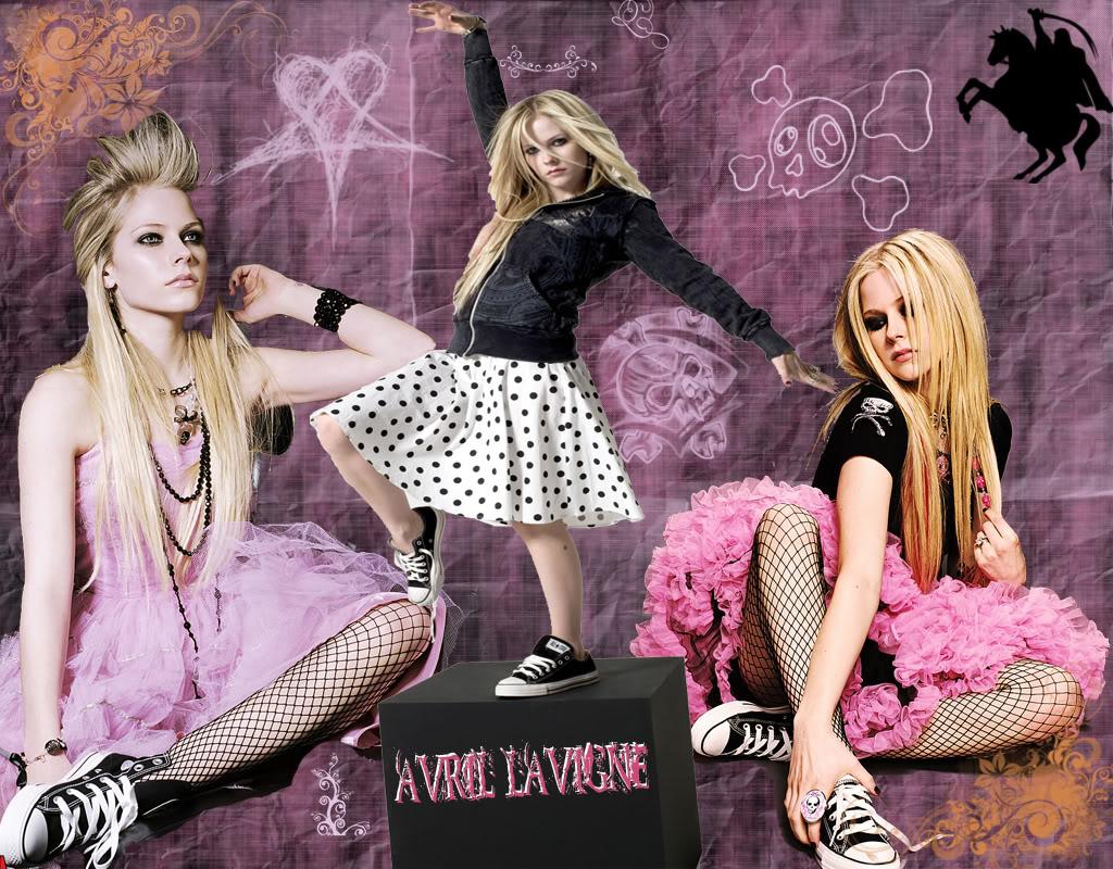 Avril Lavigne - Wallpaper