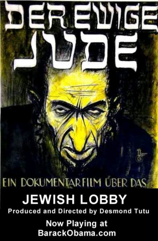 The Jews have always been lied about.