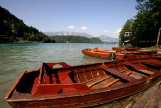 Adirondack Guide Boat handmade from wooden boat plans – GardenFork ...
