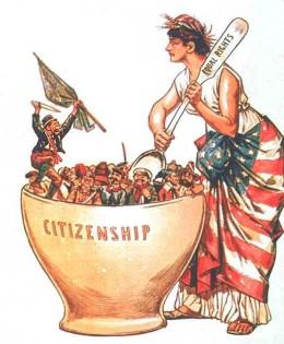 American the Melting Pot