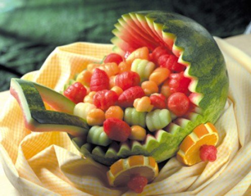 watermelon fruit basket baby shower images pictures becuo