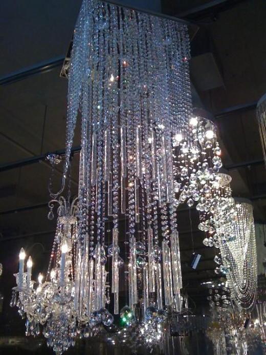 Modern Foyer Crystal Chandelier : Modern foyer chandelier online