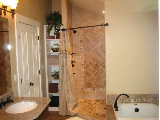 Walk in showers for small bathrooms joy studio design gallery best design Walk in shower design for small bathroom