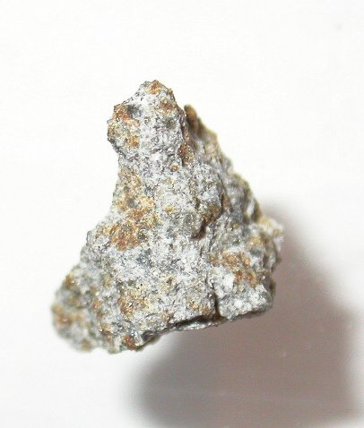 The Cape Girardeau Meteorite. Photo from the Encyclopedia of Meteorites: Don Edwards