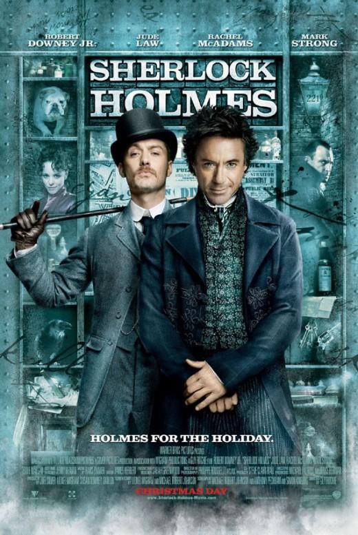 Sherlock Holmes film review.