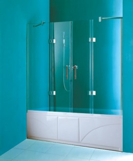 CORNER SHOWER BATHTUB COMBO Bathroom Design